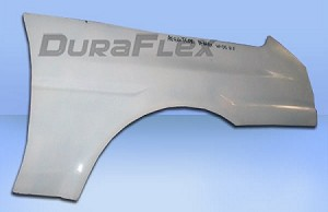 Extreme Dimensions D-1 Sport Rear Fenders