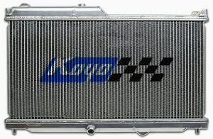 Koyo Racing Aluminum Radiator (36mm) for Mazda RX-8 (04-08)
